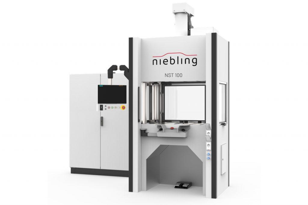 Niebling Servo-Press NST 100
