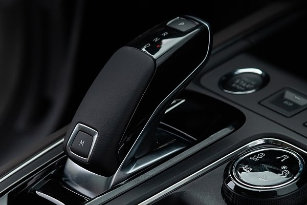 Gear selection lever
